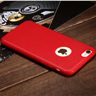 Skin Textured PU Rubberized Back Cover Case For Apple iPhone 5/5s