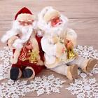 Christmas Santa Claus Dolls Standing Figurine Ornaments Kids Gifts Toy Hot YU