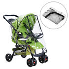 Universal Rain Cover Baby Buggy Pushchair Stroller Pram Transparent Waterproof