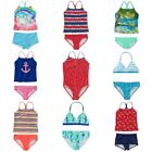 NWT Assorted Girls OP Ocean Pacific Swimsuits 1-pc 2-pc Tankinis Sizes 4-16