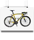 Chris Froome Pinarelo dogma f8 f10 bicycle prints illustration poster tour yello