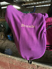 Embroidered Saddle covers