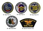 US Navy Seals Special Warfare Team 4, 8, 10 Only Easy Day SBU SDV Patch