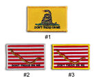 US Navy Don't Tread On Me Patch
