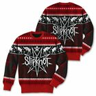 Slipknot - Holiday - Official Mens Christmas (Xmas) Sweater (Jumper)