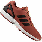 adidas Originals ZX Flux Craft Chili Trainers Red trainers Mens-boots