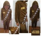 Boys Girls Kids STAR WARS CHEWBACCA Sleepsuit Pyjamas Primark Ages UK 7-15 Yrs £24.89 GBP