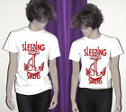 Sleeping With Sirens Unisex Cotton T-Shirt Youth & Adult Sizes S M L XL 6310