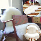 Soft Sheepskin Flokati Nursery Faux Fur Area Rug Baby Rugs Chair Cover Seat Pad