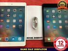 Apple iPad Mini 16GB 32GB 64GB WiFi or Cellular 4G Unlocked Black White +EXTRAS