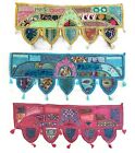 Indian Embroidered Door Hanging Toran Hippy Cotton Home Decor Valance Window