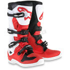 Alpinestars Red/White/Black Tech 5 Boots Size 10