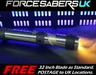 UK Lightsabers Luke SkyWalker Star Wars FX Lightsaber. Model - Dark Master