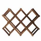 Wooden Red Wine Rack 3/6/10 Bottle Mount Holder Exhibition Organizer Useful