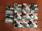 Mattel Hot Wheels Star Wars Die Cast Starships X-Wing, Y-Wing Tie Fighter BNIB £3.0 GBP