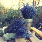 Bunch of Natural Lavender Dried Flower Bouquet DIY Wedding Party Home Room Decor