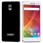 """XGODY Android 5.1  2+16GB GPS 5+8MP Cell Phone 5"""" Unlocked Quad Core Smartphone"""