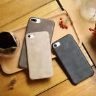 Ultra Slim  Luxury Genuine PU Leather Case Cover for iPhone 8 7 7 plus 6s