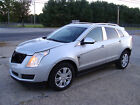2010+Cadillac+SRX+AWD+Salvage+Rebuildable+Repairable