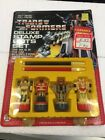 1984 HASBRO Transformers SELF-INKING FULL FIGURE Deluxe Stamp Bots Set