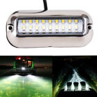 Waterproof+Underwater+Yacht+Fishing+Boat+Drain+Plug+50W+Led+Light%2C+White+27+leds