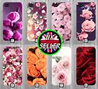 Roses Floral Phone Case Cover Flowers Red iPhone 6 Galaxy s7 s8 iphone 7 s6 382
