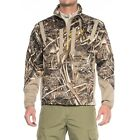 New Men`s Browning Wicked Wing Soft Shell Jacket Pullover Zip Neck MSRP$200