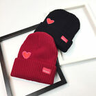 Love Wool hat men and women the winter hat Warm knitted hat Cool Beanie+Track