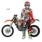 Motocross suit Combinations Protective Gear MX ATV Dirt Bike Racing pants Jersey