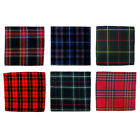 "Tartanista Tartan Plaid Fabric/Material 106"" x 53"" (268x135cm) - Large Choice"