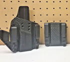 FOAM BACKED HOLSTER FIGHTER SERIES FITS GLOCK + MAGAZINE CARRIER  Tactical 3