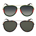 Gucci Aviator Sunglasses GG0062S - Choose color