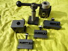 Lathe Medium Tool Post with Quick Change Tool holders