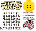 Star Wars Minifigures Luke Han Leia Yoda The Force Awakens Rogue One Minifigure £2.95 GBP