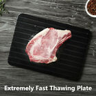 frozen chinese food reviews - Fast Defrosting Tray Defrost Meat or Frozen Food Thaw Frozen Food In Minutes