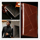PBM MENS LUXURY QUALITY  TRAVEL WALLET HANDBAG ORGANISER BEST GIFT FOR XMAS