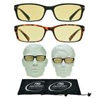 COMPUTER Gaming READING Glasses Video Game Anti Glare Filter Blue Light Blocking