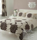 Sophia Duvet Cover Quilt Cover Bedding Set cream-  in single double king size