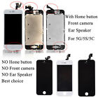 LCD Display+Touch Screen Digitizer Assembly Replacement For Iphone 5/5S/ 5C
