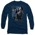 Elvis Presley TUPELO Licensed Adult Long Sleeve T-Shirt S-3XL