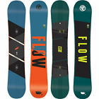 Flow Chill Men's Snowboard Freestyle FREERIDE HYBRID CAMBER 2016-2018 NEW