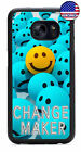 cell phone case maker - Change Maker Smiley Emoji Rubber Case Cover For Samsung Galaxy Note 8 5 4