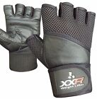 XXR COMFY W/L Gloves Leather Gloves Fitness Strengthen Training Workout Gym Use
