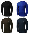 Mens XXR Compression Base Layer Shirt Baselayer Skin Tight Full Sleeves S-2XL