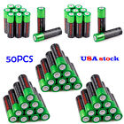 Rechargeable Batteries 18650 3.7V Battery Li-ion Charger Flashlight Light USA TH