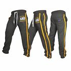 Fleece Joggers Track Suit Bottom Jogging Trousers Exercise Fitness Boxing MMA