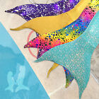 KIDS MERMAID TAIL WITH REAL FINIS MONOFIN FIN BRITISH MADE TAILS BY URAMERMAID