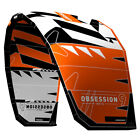 Rrd Obsession Mk10 Kite 2018 - Orange / Gris - Freestyle / Wakestyle