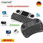 iPazzport i8 English 2.4G Wireless Keyboard Touchpad For Android TV BOX Mini PC