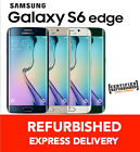 Samsung Galaxy S6 S6 Edge 32GB Smartphone 4G LTE UNLOCKED Refurbished Models
